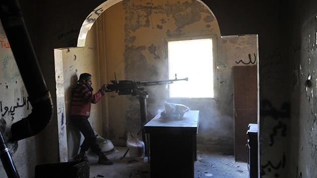 Los rebeldes sirios comienzan a luchar entre ellos