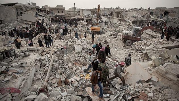 Irán: Para parar la violencia en Siria, otros países deben dejar de apoyar al terrorismo