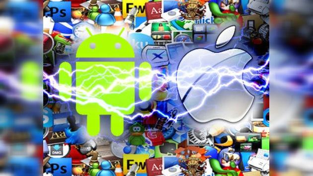 iOS y Android marcan un récord de descargas de sus aplicaciones