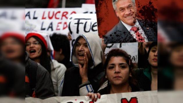 """Piñera: """"Las necesidades de los estudiantes no son las únicas"""""""
