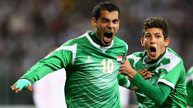 Irak se venga de los presos sauditas tras perder la Copa del Golfo