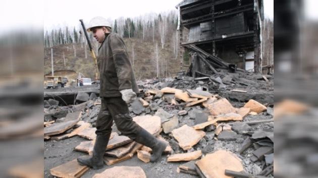 Los mineros consiguen recompensa por la avería