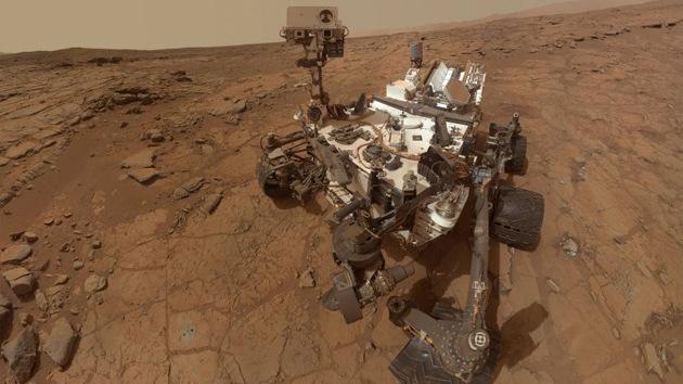 Ya se puede consultar el mapa más detallado de Marte