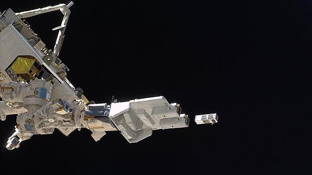 La discreta 'arma' de la Estación Espacial