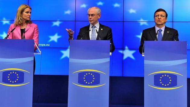 La Unión Europea aprueba plan de crecimiento para fomentar su economía