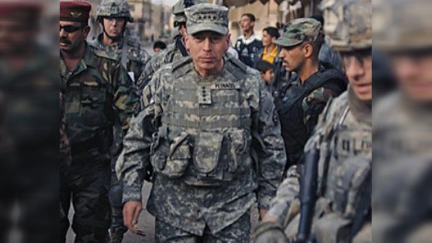 Mando militar norteamericano en Afganistán no espera un éxito rápido