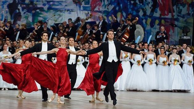 Baile vienés en Moscú