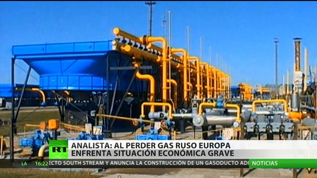 """""""La cancelación del gasoducto South Stream conllevaría efectos negativos para la UE"""""""