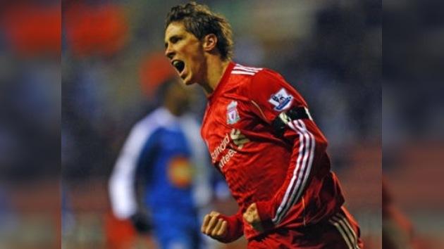 Fernando Torres es transferido al Chelsea por 58 millones de euros