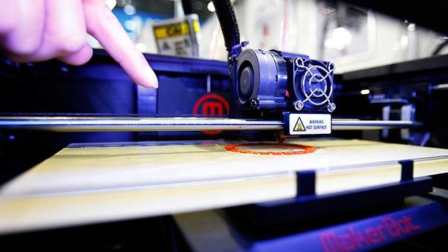 Objetos 'de impresión': Las cosas más insólitas que salen de una impresora 3D