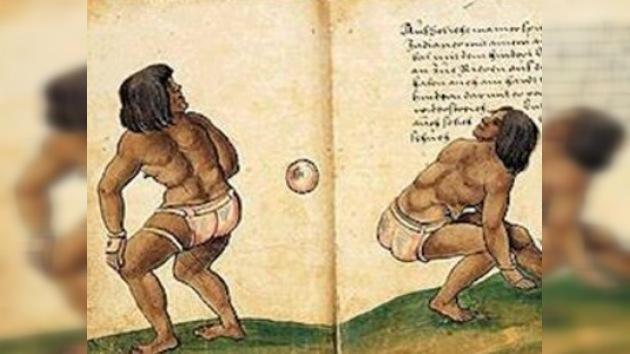 Construirán canchas del juego de pelota prehispánico en México