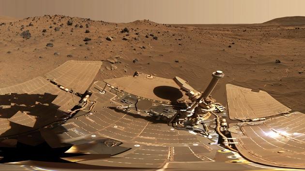 Científicos se preparan para colonizar Marte con microorganismos subterráneos