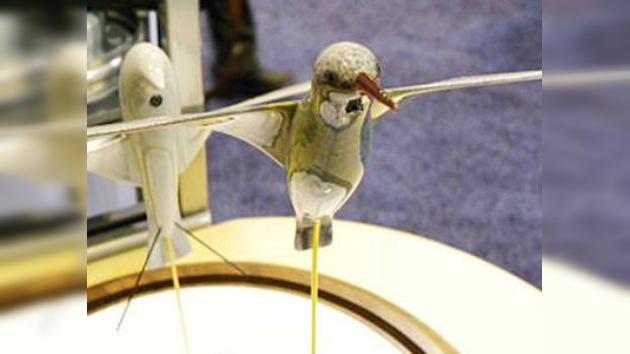 Microaviones con forma de colibrí: ¿Tiene el Pentágono pájaros en la cabeza?