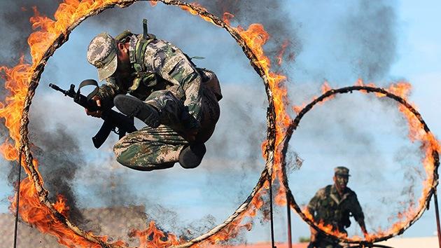 China participa por primera vez en los ejercicios militares conducidos por EE.UU.