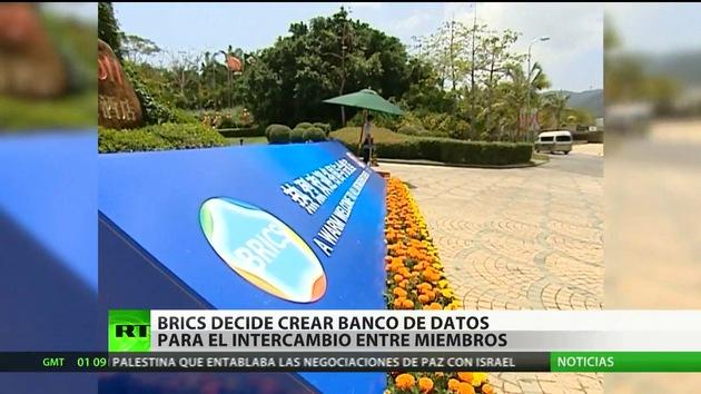 El bloque BRICS crea su propio banco de datos para el intercambio entre miembros