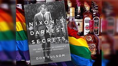 Los secretos oscuros de Nixon: homosexual, homófobo, alсohólico y abusivo