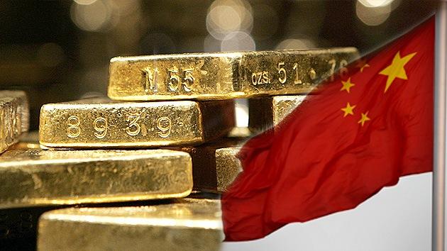 Las estrategias de China encaminadas a convertirla en la mayor potencia aurífera