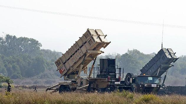 Israel despliega sistemas Patriot en el norte