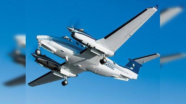 Roban una avioneta decomisada al crimen organizado en Honduras