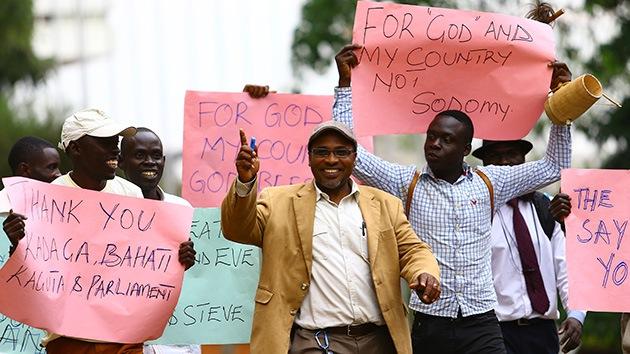 Uganda: Publican una lista de homosexuales tras la firma de una severa ley contra ellos