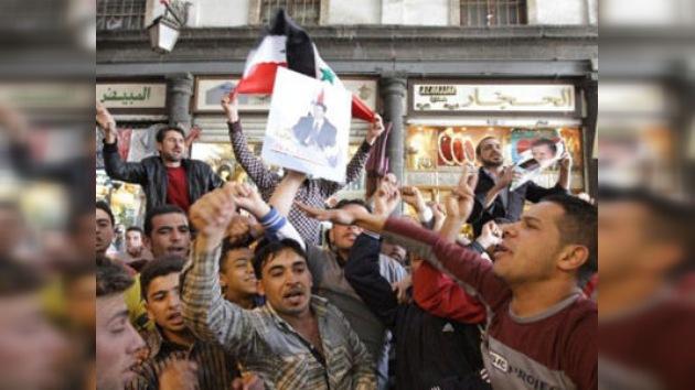 Francia podría solicitar una intervención en Siria