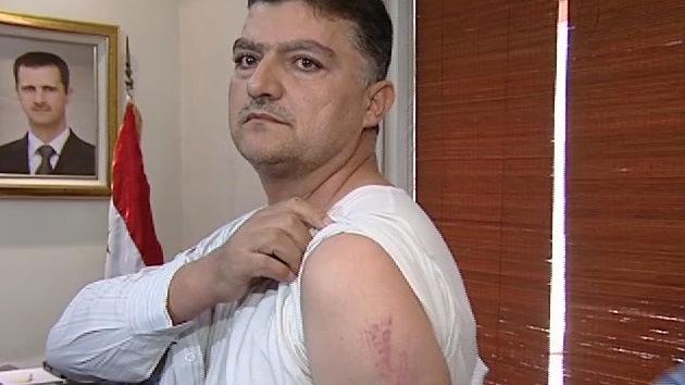 "Pasajeros del avión sirio: ""nos golpearon y obligaron a firmar papeles fraudulentos"""