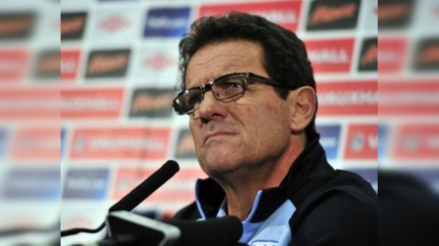 Fabio Capello ronda el banquillo del Anzhí