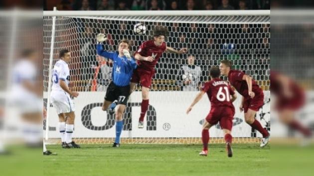 Rubín e Inter se juegan la vida para pasar a los octavos en la Champions