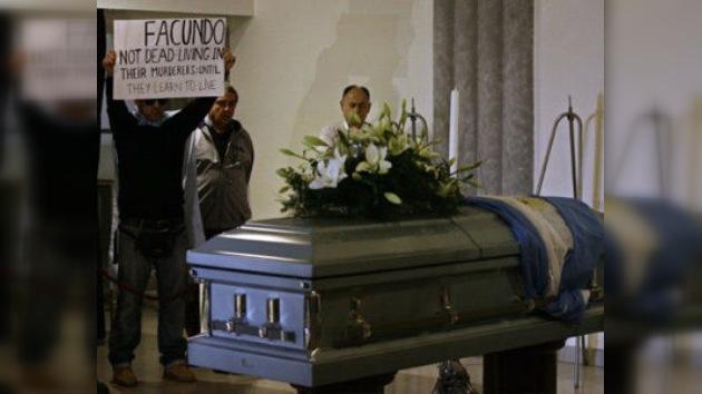 Argentina se despide del ´trovador de las pampas´, Facundo Cabral