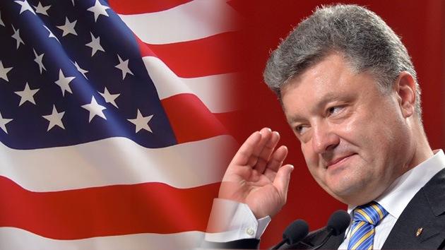 """""""El auténtico presidente de Ucrania será el embajador de EE.UU."""""""