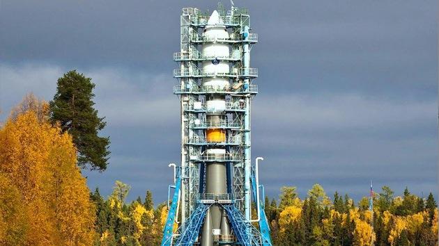 Rusia lanza con éxito su nuevo cohete transportador ligero