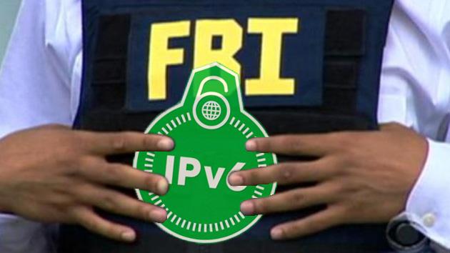El FBI mira con lupa el nuevo protocolo IPv6