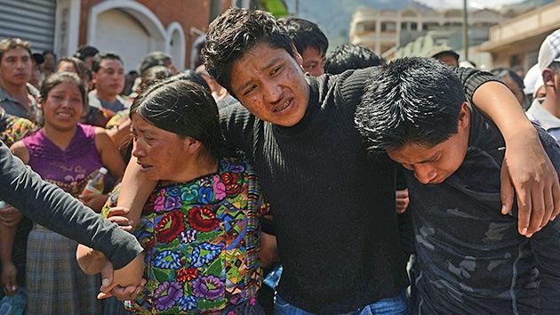 Guatemala solicita a EE.UU. protección temporal para sus ciudadanos inmigrantes tras el terremoto