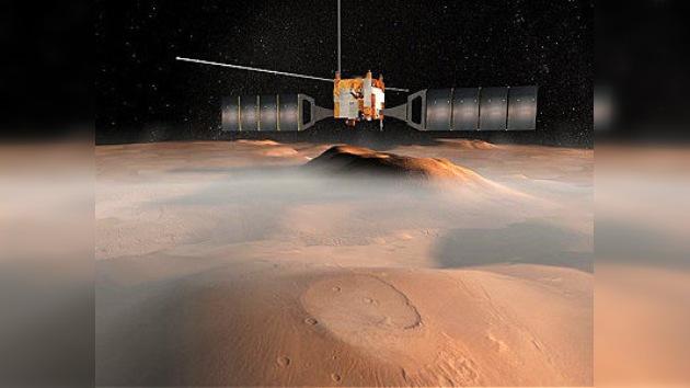 Las dunas de arena de Marte son dinámicas