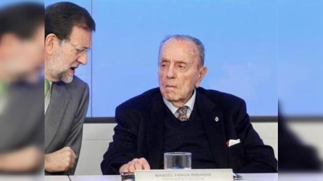 Muere Manuel Fraga, fundador del Partido Popular de España