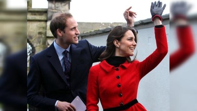 Cada diez segundos los medios 'online' hacen referencia a la boda del príncipe Guillermo