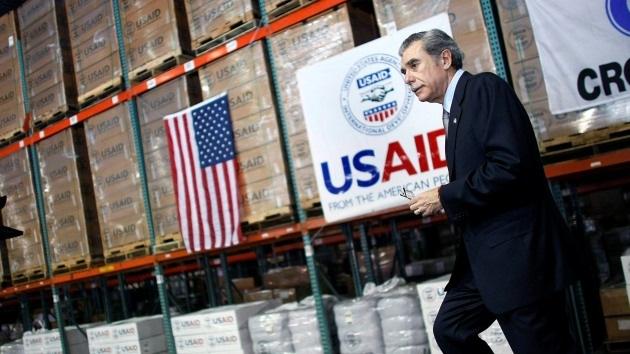 La USAID se retira de Rusia
