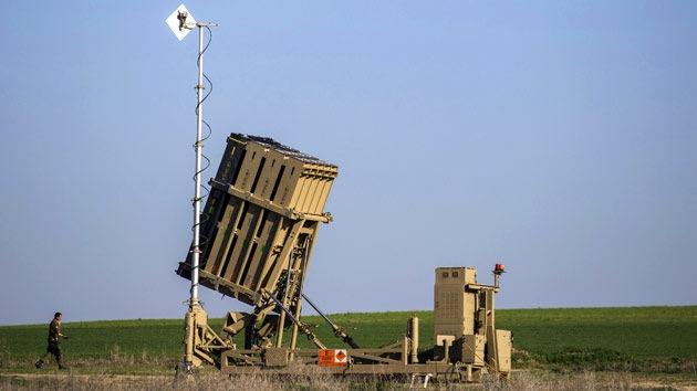 EE.UU. financia la Cúpula de Hierro de Israel con 429 millones de dólares