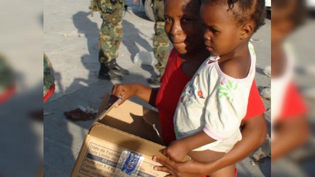 Socorristas regresan a sus países tras 10 días de labores en Haití