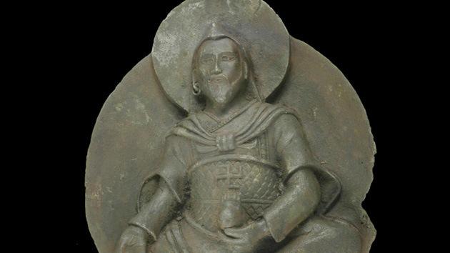 El ario que vino del cielo: una figura hallada por los nazis fue esculpida en un meteorito