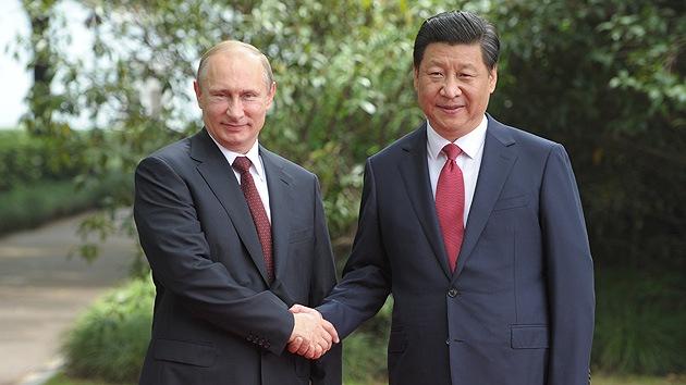 """Alianza entre China y Rusia, un """"fantasma que recorre Washington"""""""