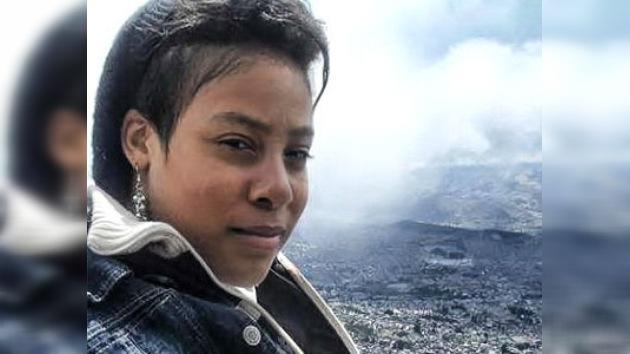 Vuelve a casa la joven estadounidense deportada por error a Colombia