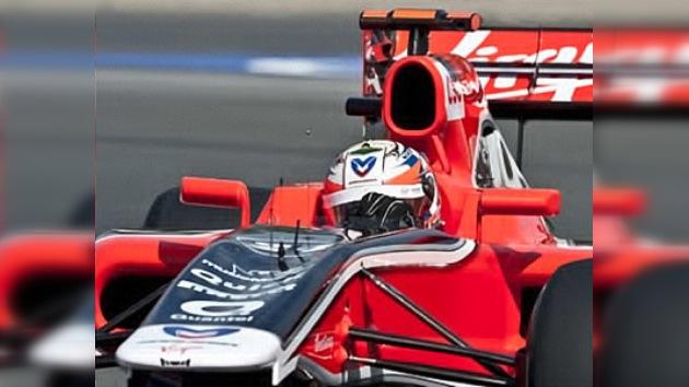 La escudería rusa Marussia Virgin 'se sube al carro' de McLaren