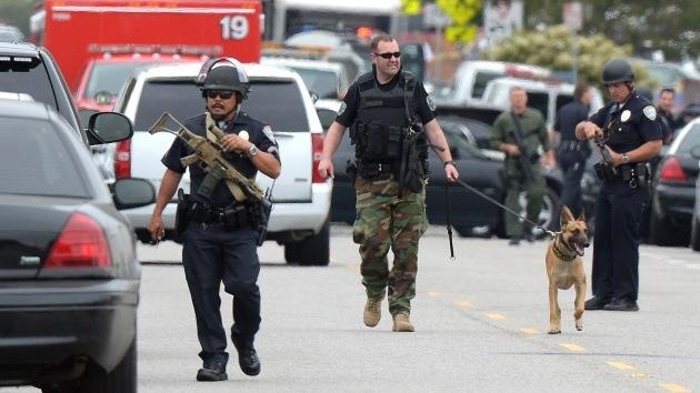 EE.UU.: Confunden un accidente de tráfico con un atentado en las afueras del colegio donde hubo un tiroteo