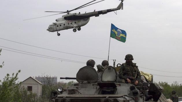 """""""Occidente quiere transferir a Rusia su responsabilidad por la crisis ucraniana"""""""