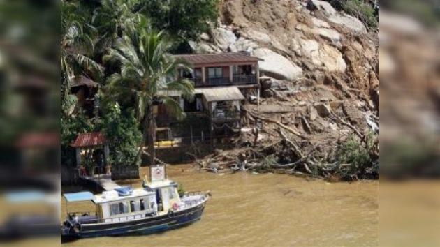 Cierran centrales eléctricas por inundaciones en Brasil