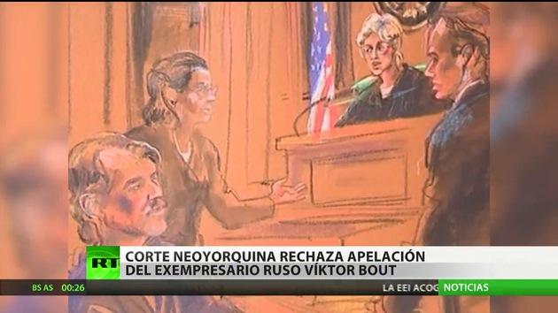 Confirman la sentencia contra el exempresario ruso Víctor Bout