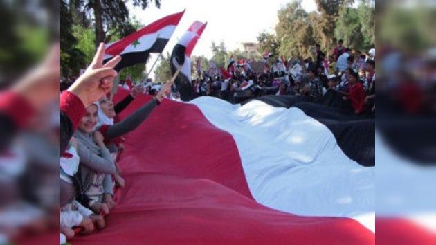 Siria acepta la 'hoja de ruta' de la Liga Árabe para su crisis