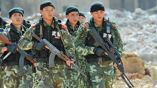 Medios: ¿China desplegó soldados en territorio de la India?