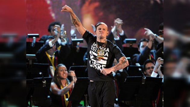 Calle 13, en el Olimpo de los Grammy Latino